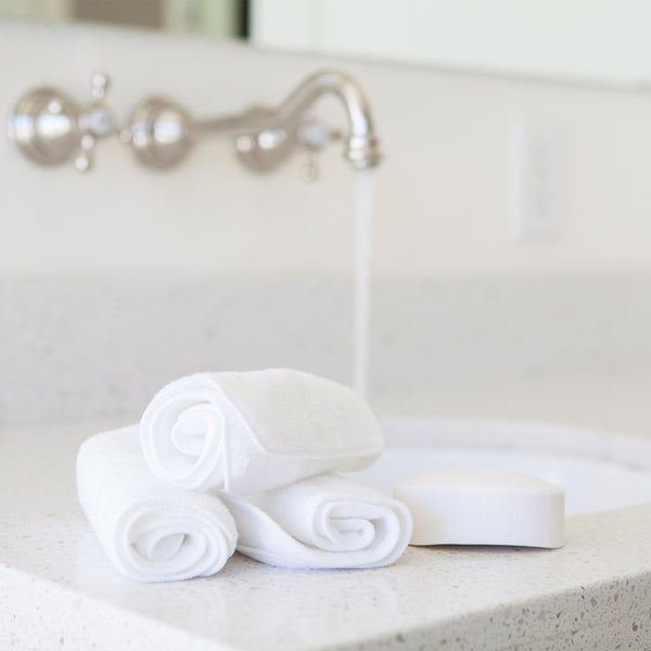 Washcloths (Warehouse Sale) - Bath - Puj | Simplifying Parenthood
