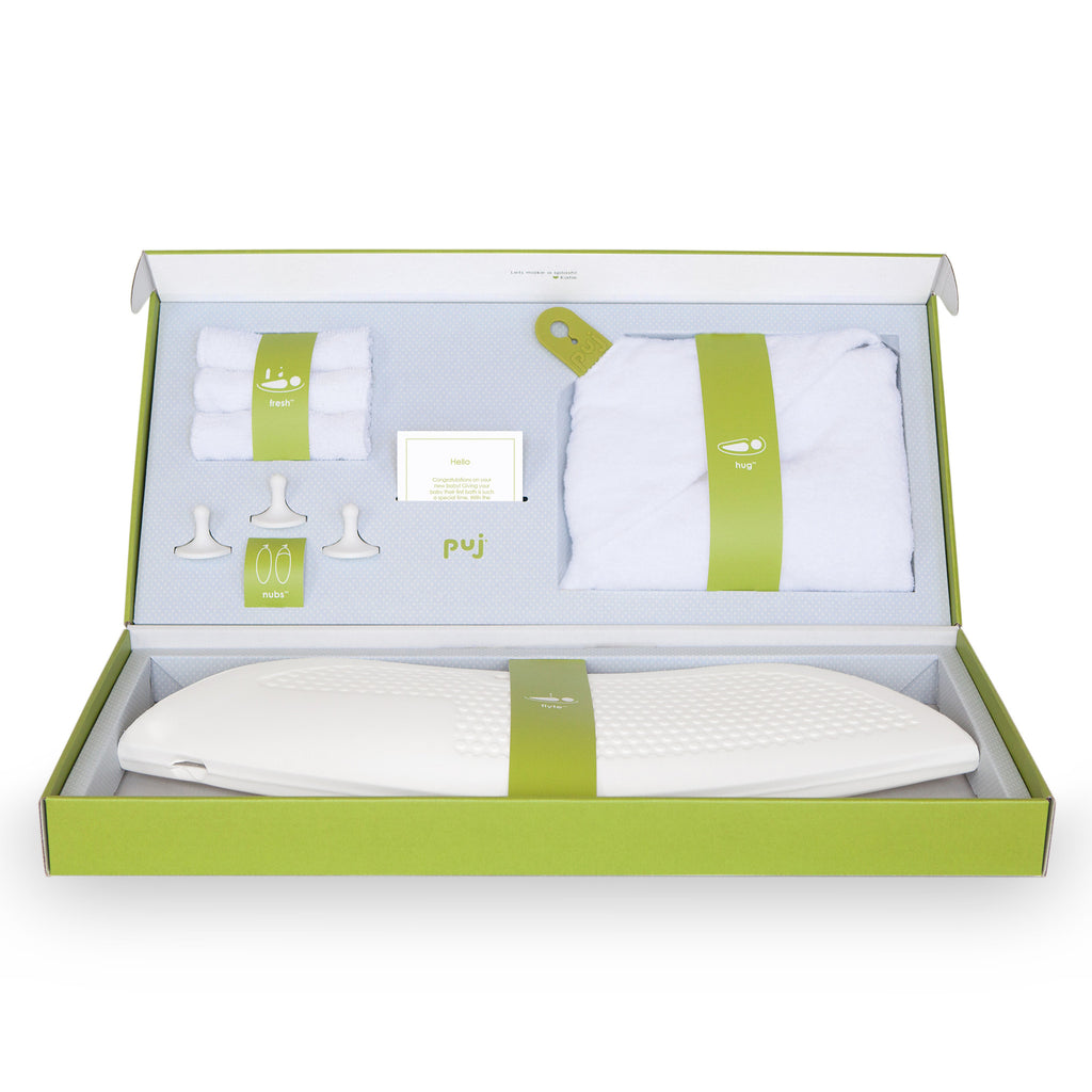 Puj Splash - Newborn Gift Set - Puj | Simplifying Parenthood