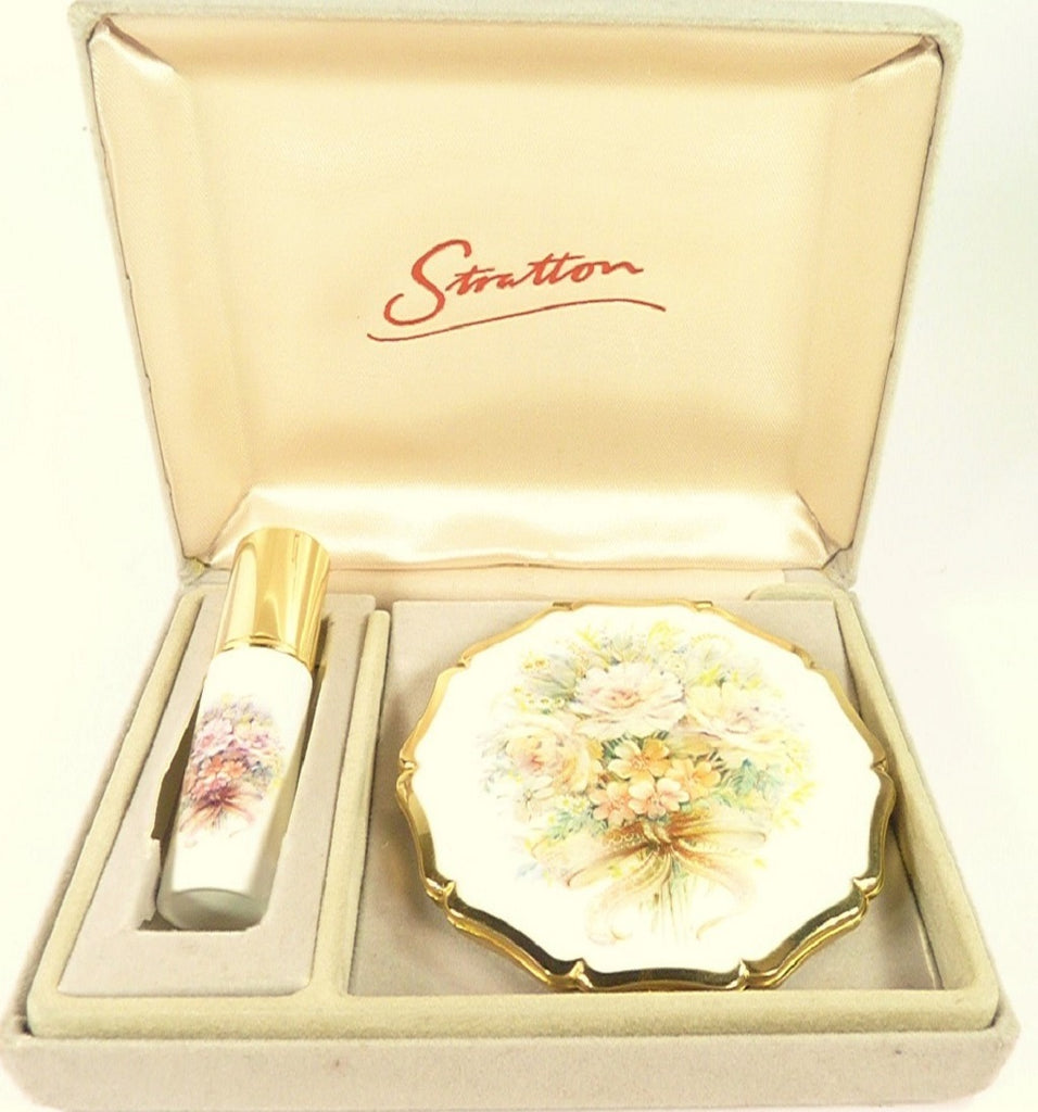 Giveaway Competition To Win A Stratton Perfume Atomiser And Makeup Compact Set