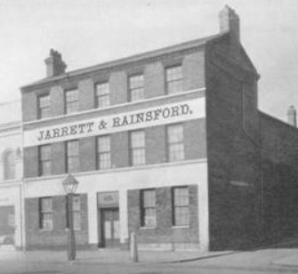 A Little Known History Of Jarrett, Rainsford & Laughton (Stratton & Co.)