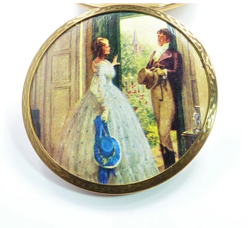 How to date your vintage Stratton powder compact.