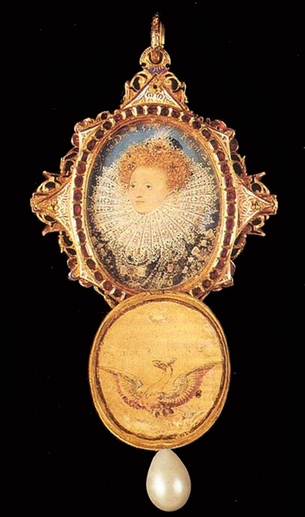 The History of Lockets, Queen Elizabeth I Locket Ring And Queen Victoria's Lockets