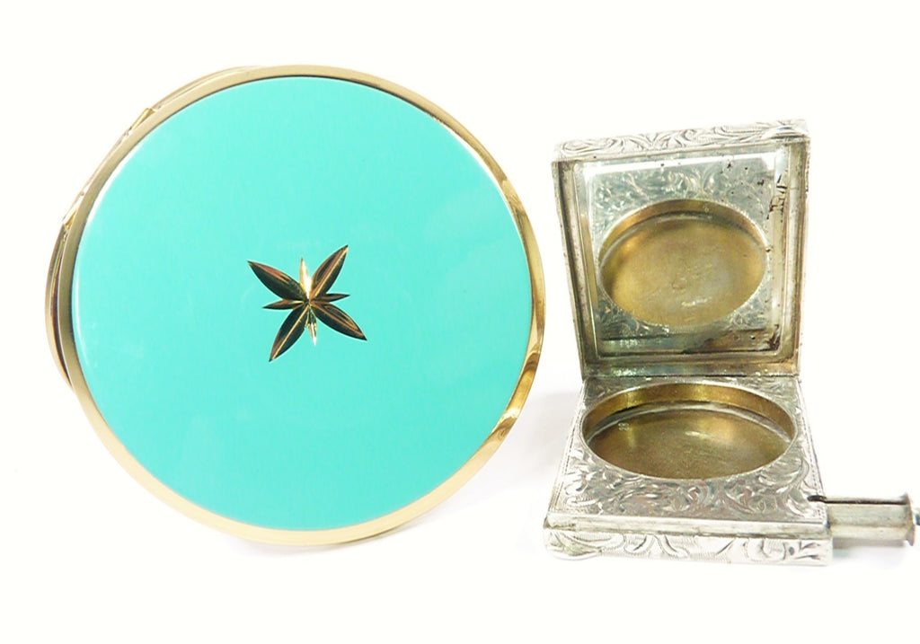 Win a Stratton Compact and a Silver Hallmarked Compact