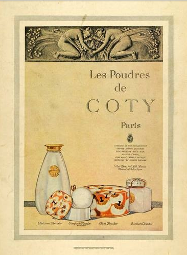 Coty Compacts & Heritage