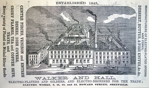 walker and hall