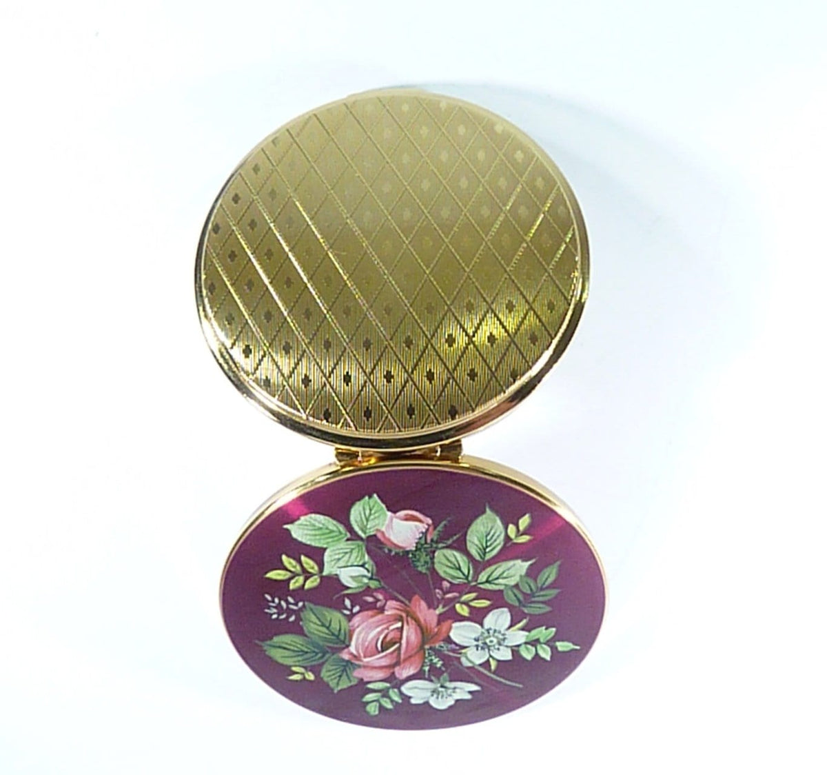 1950s Regent Of London  Loose Powder Compact