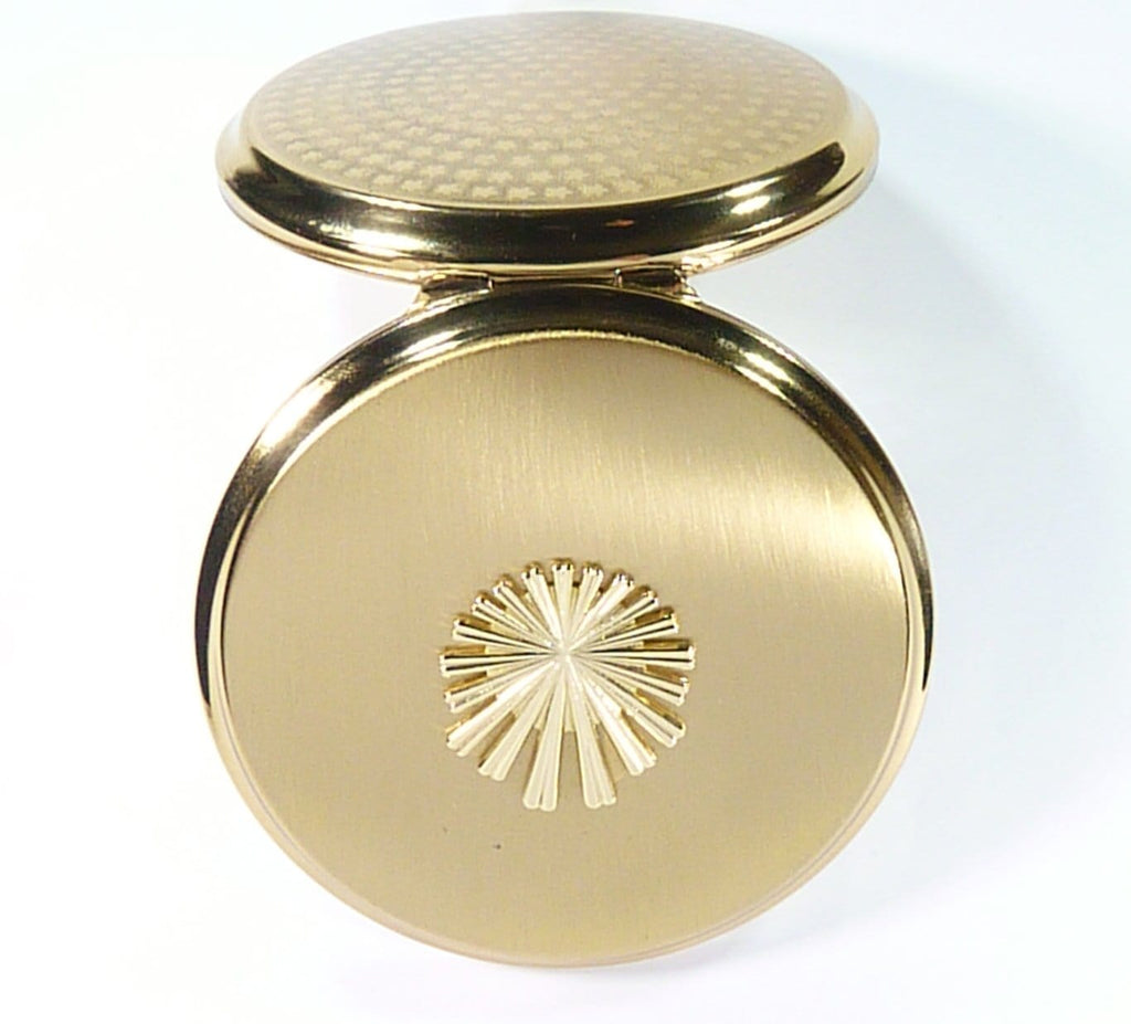 1950s Stratton Compact Case With Mirror