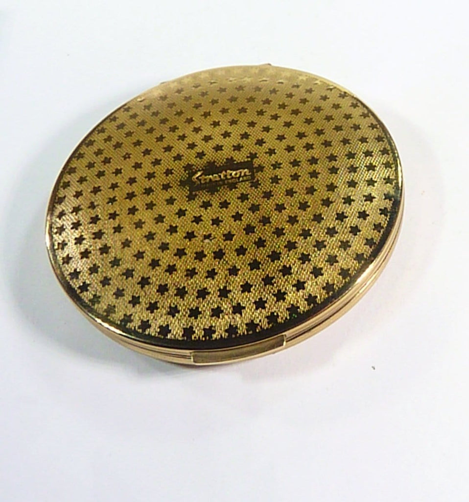 1960s Compact Case with Mirror