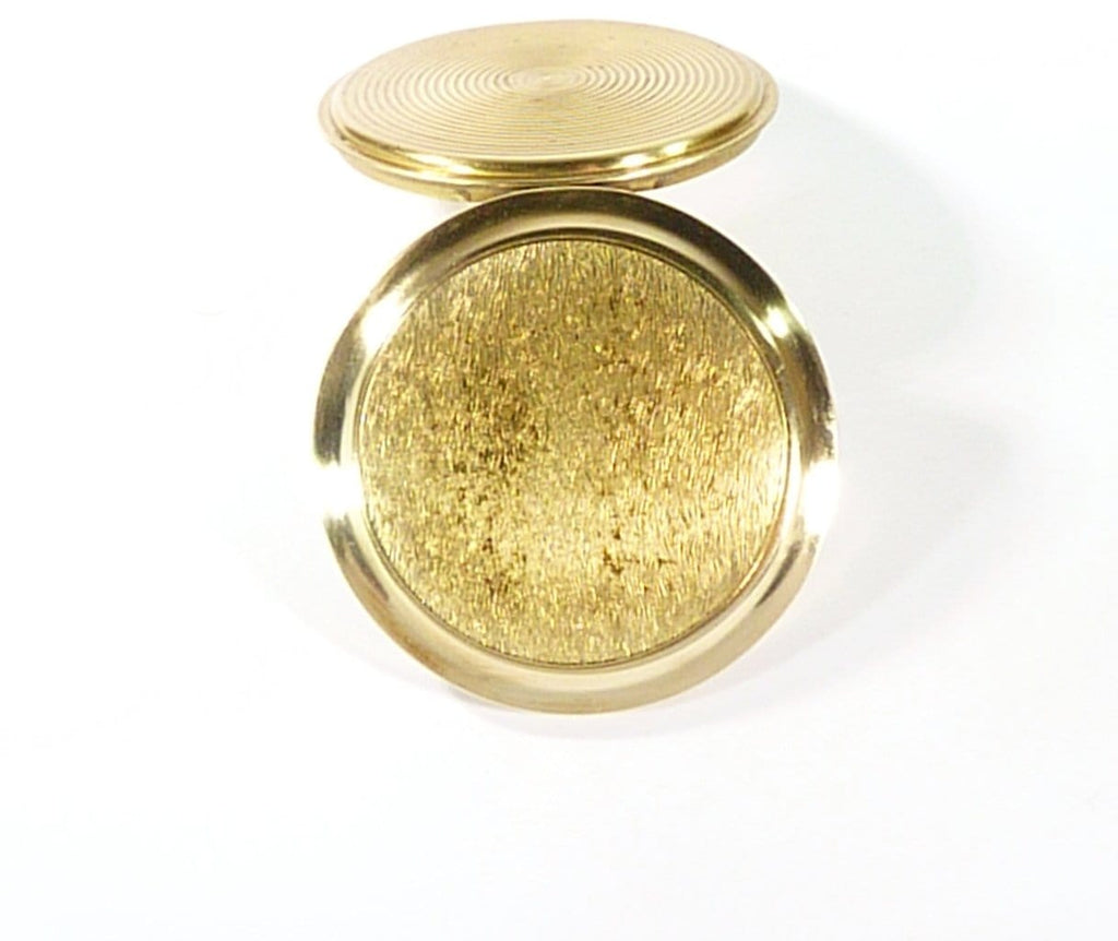 1960s Refillable Powder Compact For Rimmel Stay Matte