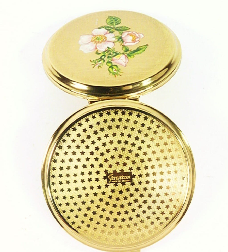 1960s Stratton Compact Mirror