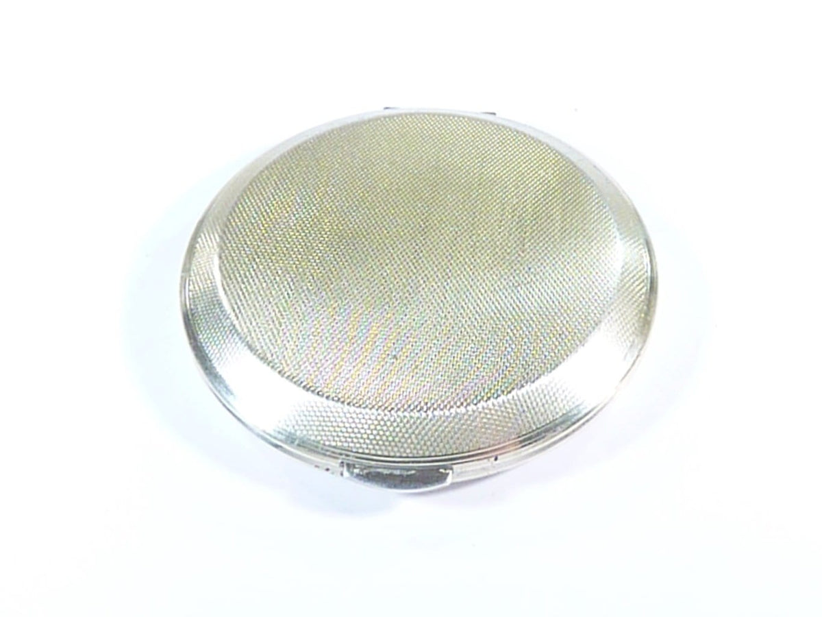 1966  Sterling Silver Handbag Mirror