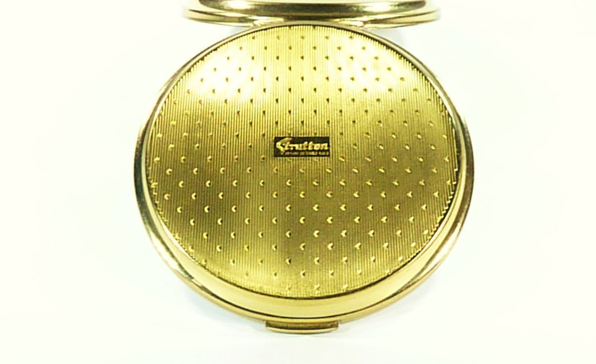 Stratton Powder Compact Vintage Compact Mirrors