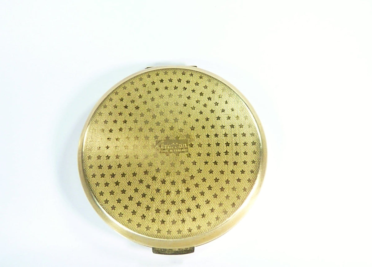 Vintage Stratton Compact Mirror For Max Factor Creme Puff & Rimmel Stay Matte