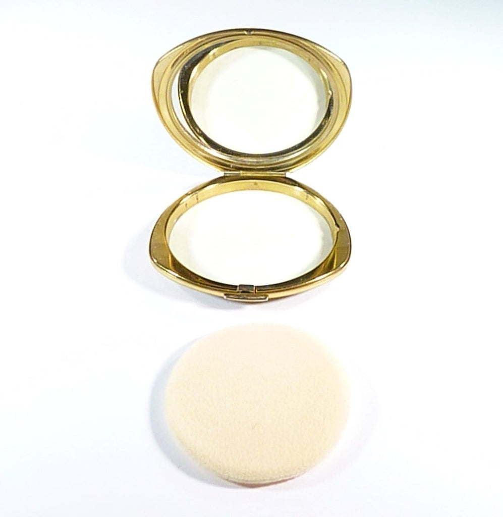 1970s Stratton Shell Convertible Powder Compact