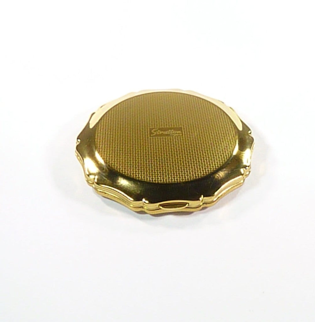 1980s - 1990s Stratton Powder Compact
