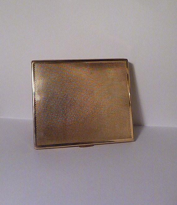 Vintage compacts vintage bridesmaids gifts birthday gifts for her - The Vintage Compact Shop