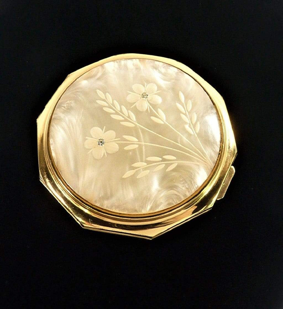 60s Stratton Makeup Compact