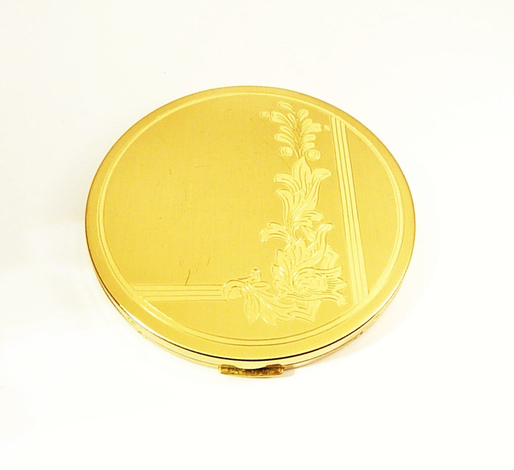 American Elgin Loose Powder Compact