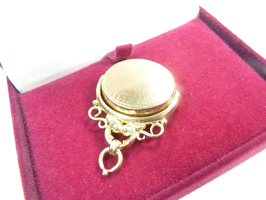 Antique Gold Fobs Hallmarked Gold Fob
