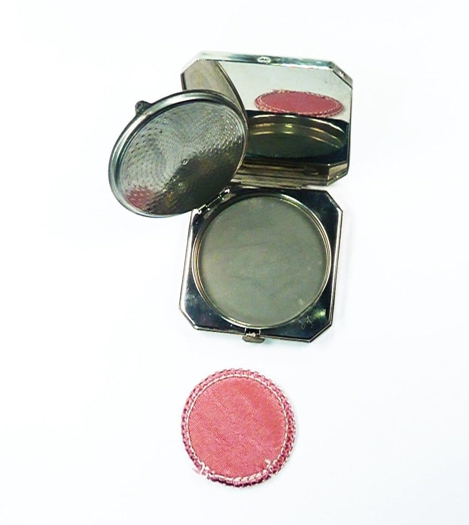 Antique Makeup Compact
