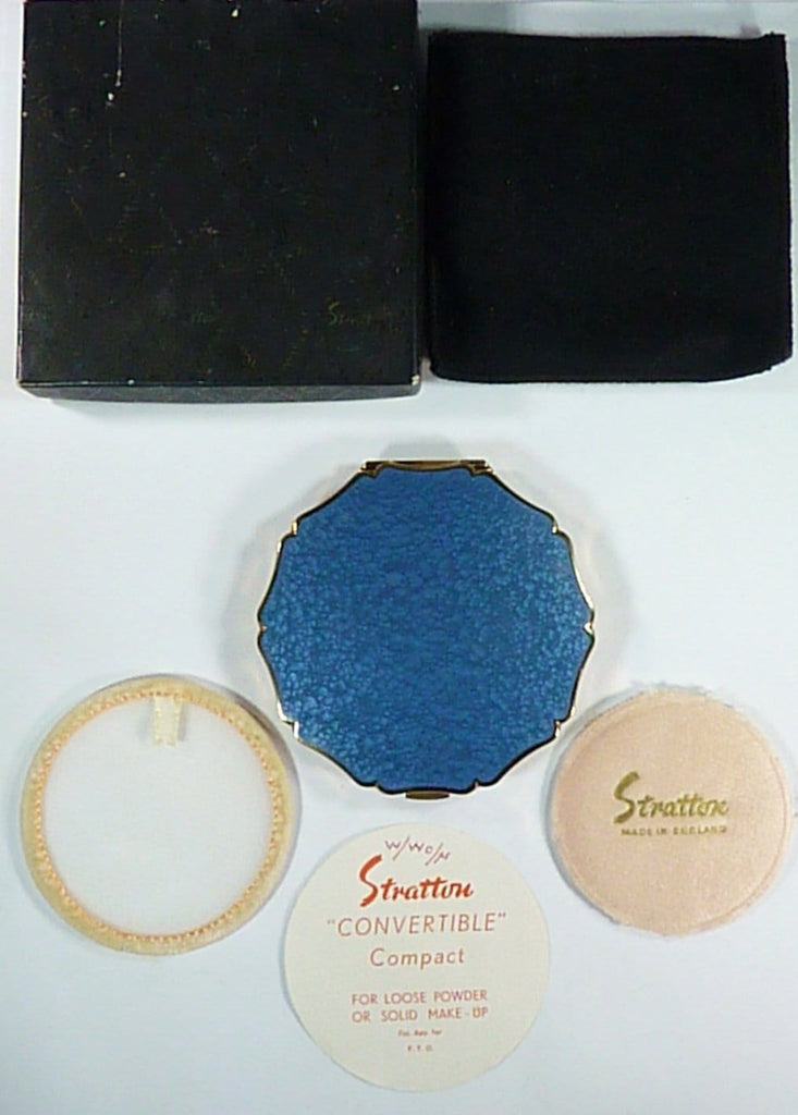 Boxed Unused Stratton Compact