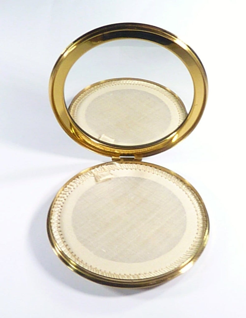 Compact Case Refillable For Loose Powder