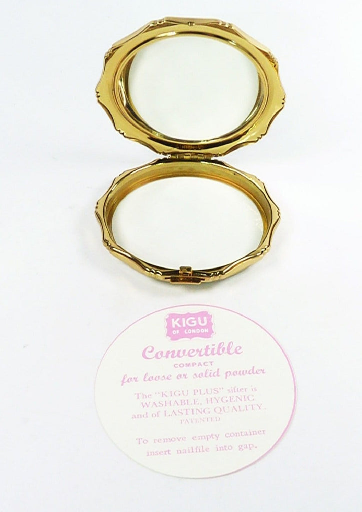 Compact Mirror For Max Factor Creme Puff