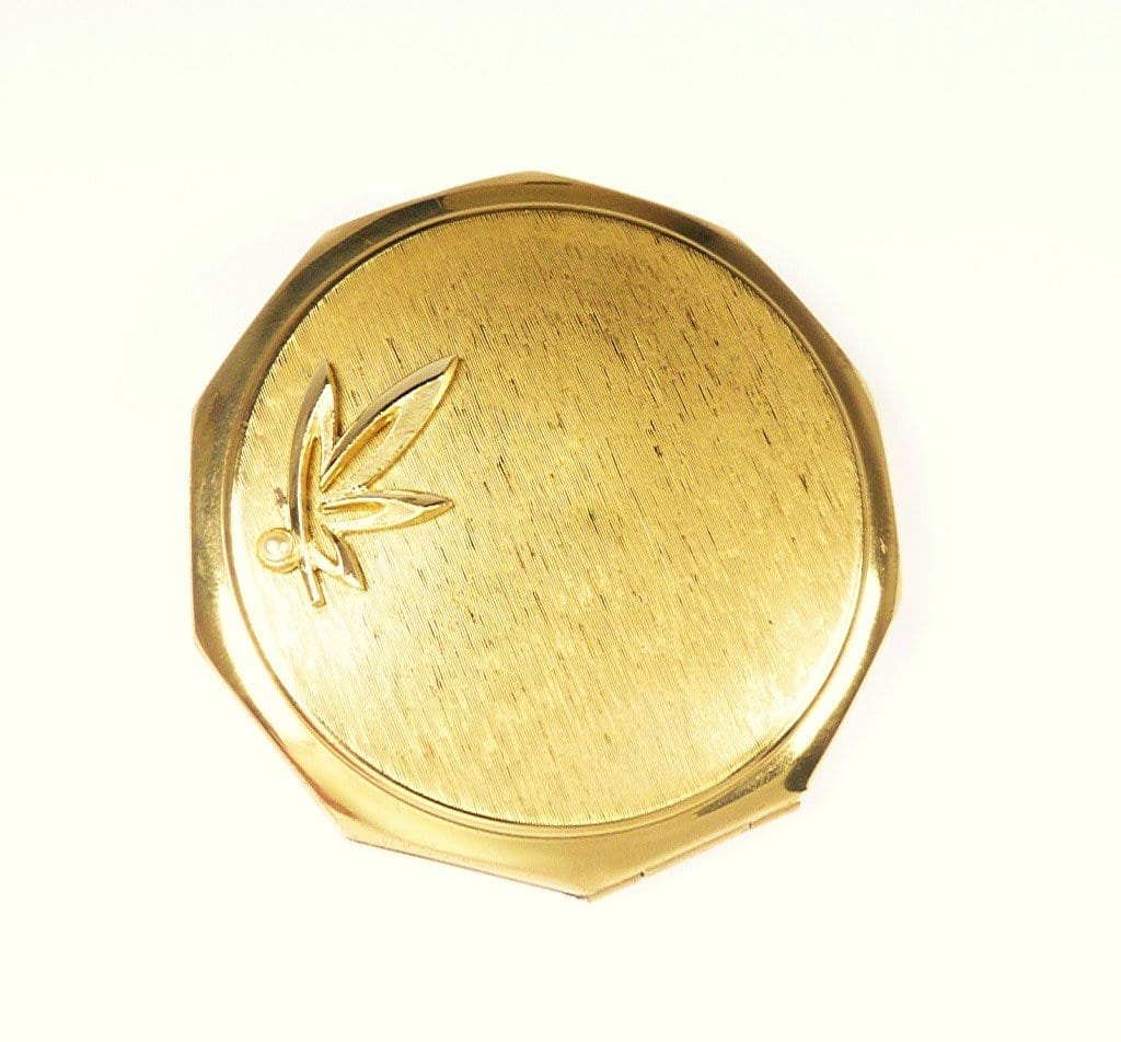 Compact Mirror For Pressed Foundation
