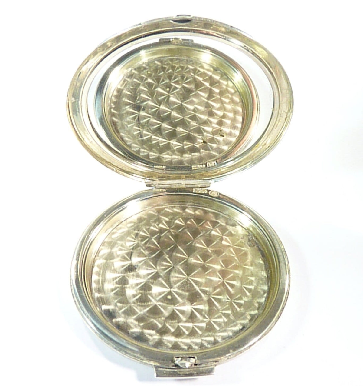 Compact Mirror Sterling