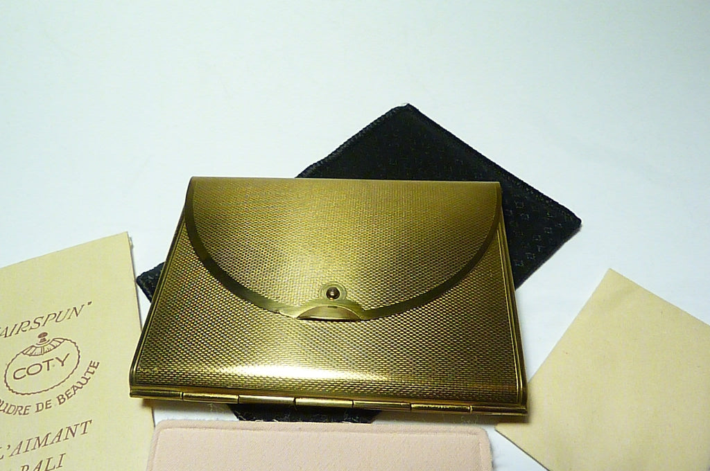 Coty Envelope compact unused