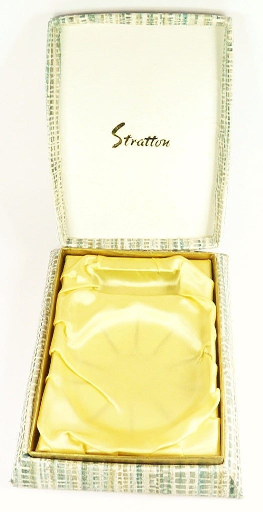 Lovely Original Stratton Compact Gift Box