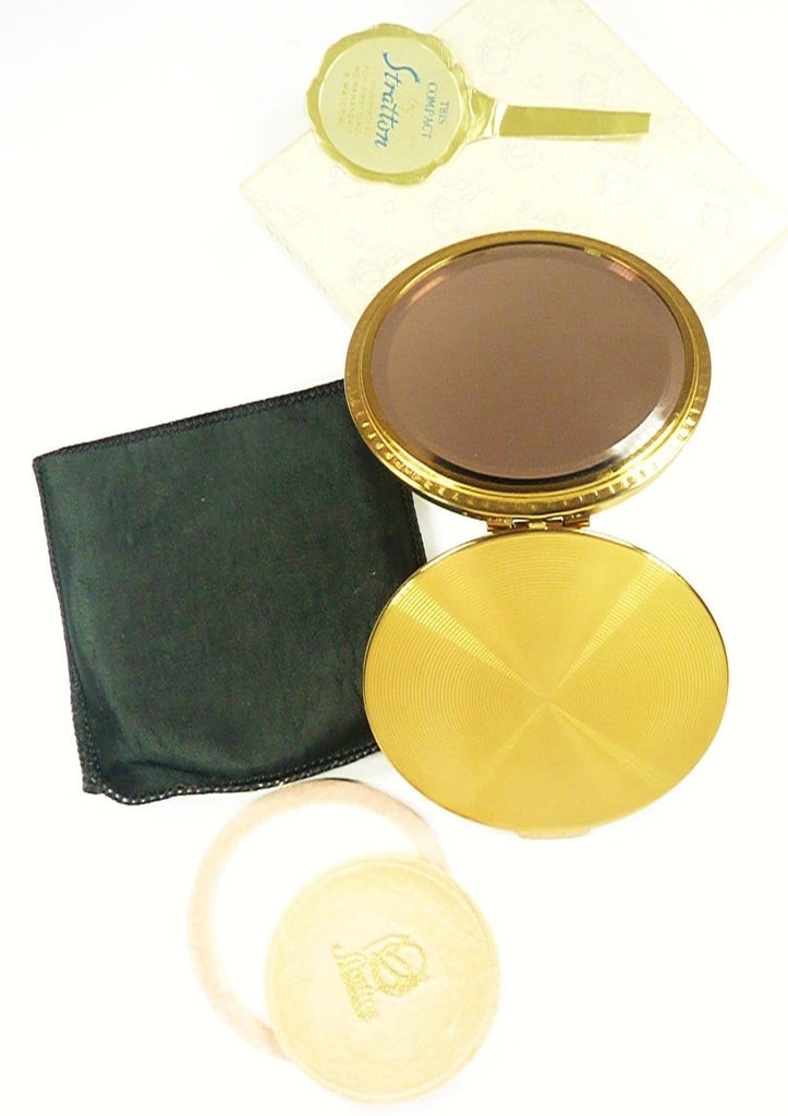 Makeup Compact With Mirror