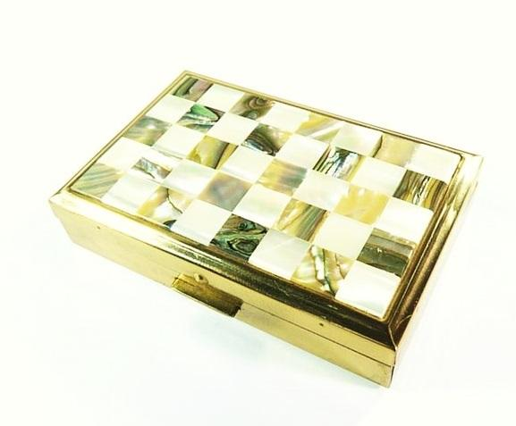 Mother Of Pearl Music Box
