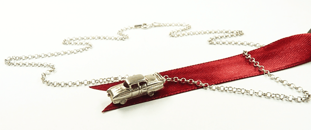 Old Fashioned Car Charm Pendant