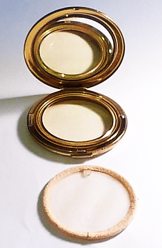 Old Powder Compact