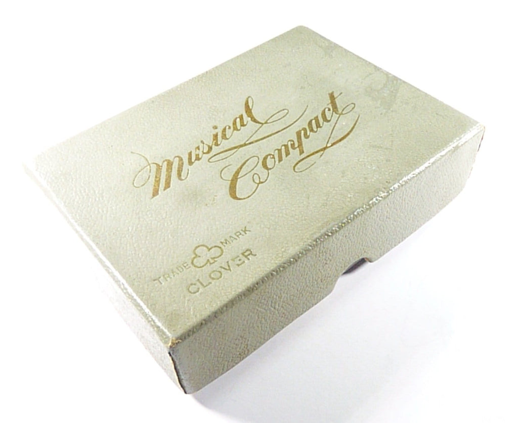 Original Box For Clover Music Box