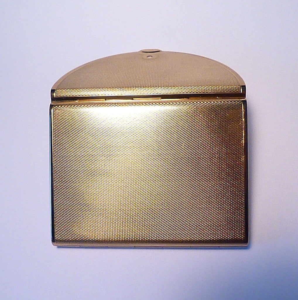 NOS compacts Coty ENVELOPE compact unused powder compacts something old gifts 1940s American novelty compact mirrors - The Vintage Compact Shop