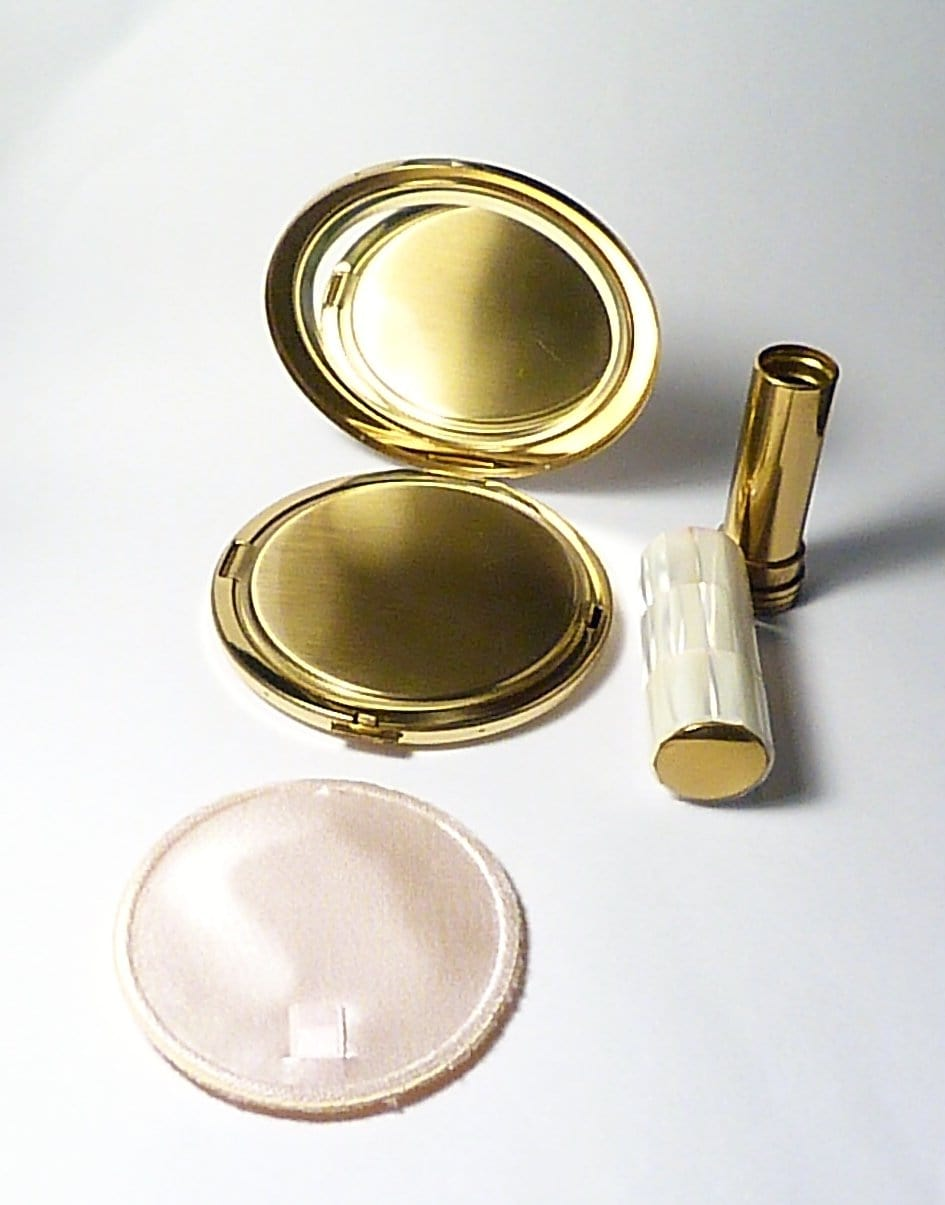 Mother of pearl vanity set - anniversary gifts for her