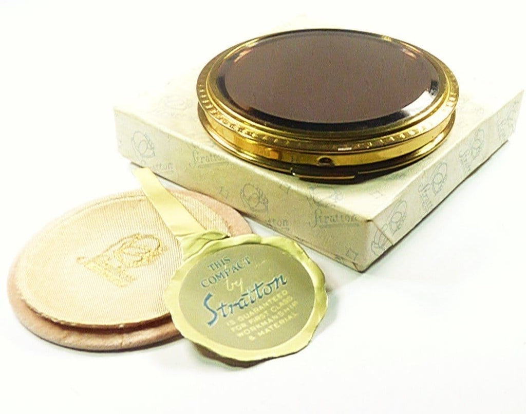 Rare Stratton Powder Compact