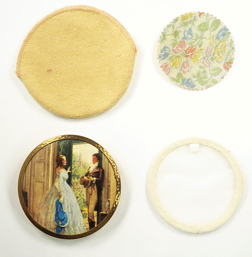 Rarest Stratton Powder Compacts.