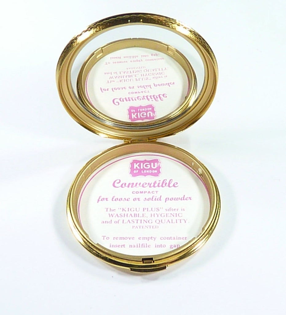 Refillable Pressed Powder Compact Suitable For Rimmel Stay Matte