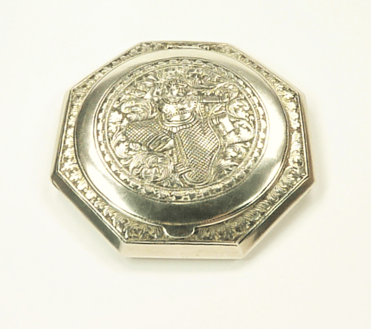 Siam Sterling Powder Mirror Compact