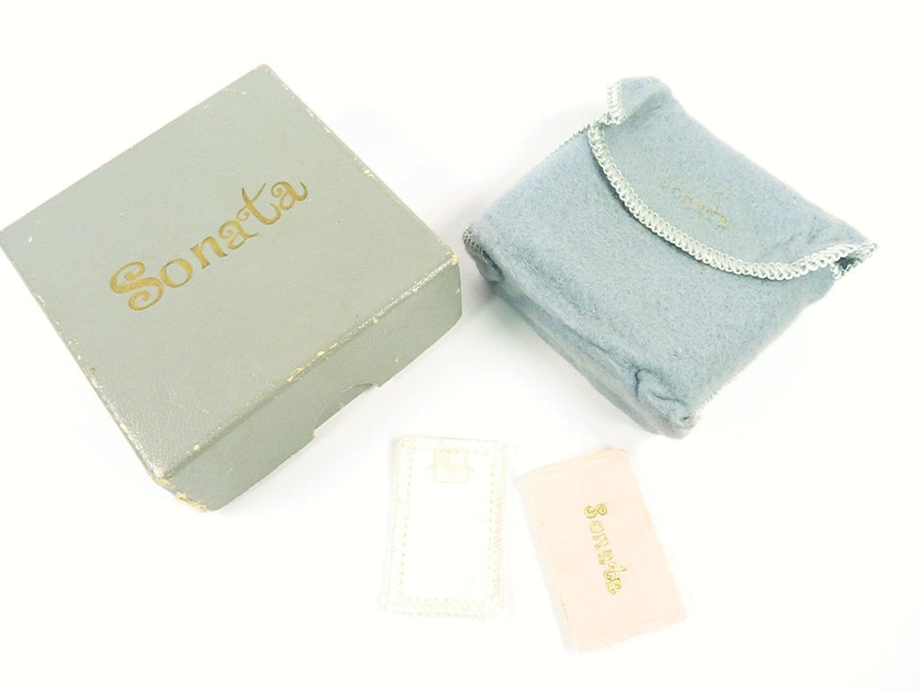 Sonata Music Box With Pouch