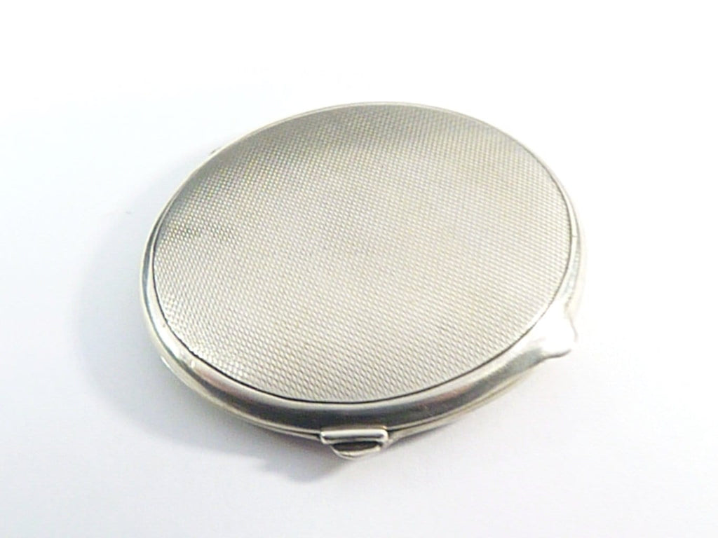 Sterling Silver Purse Mirror