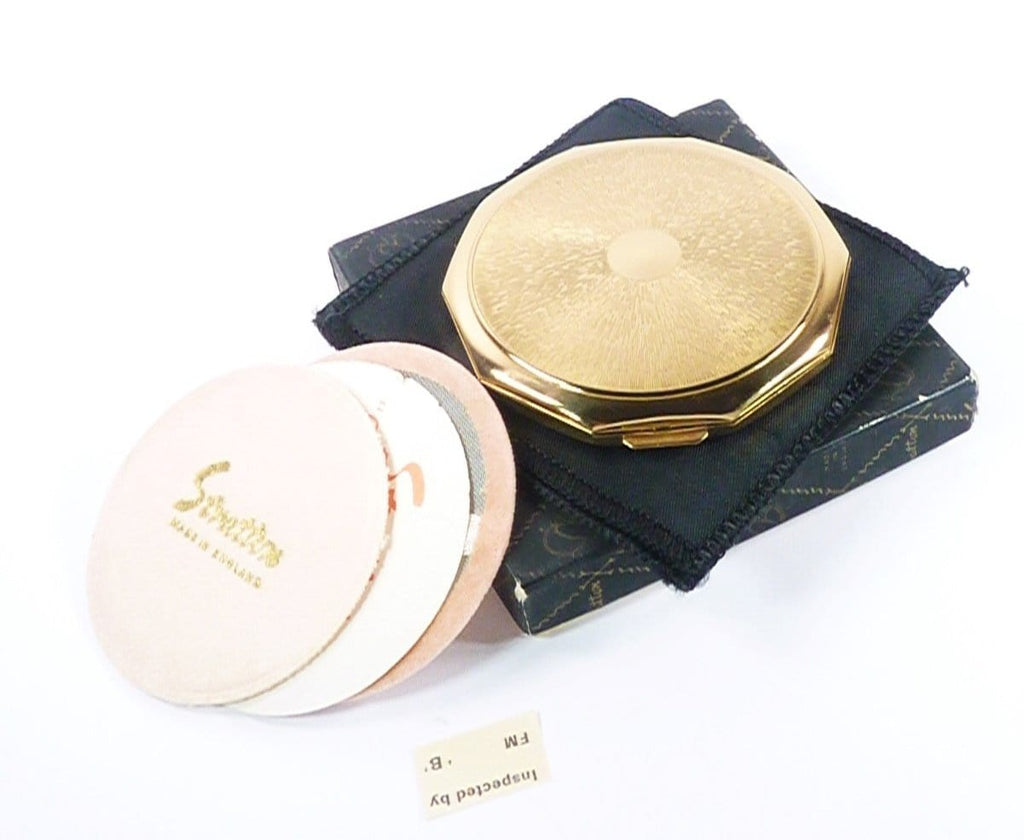 Stratton Powder Compact Unused Boxed