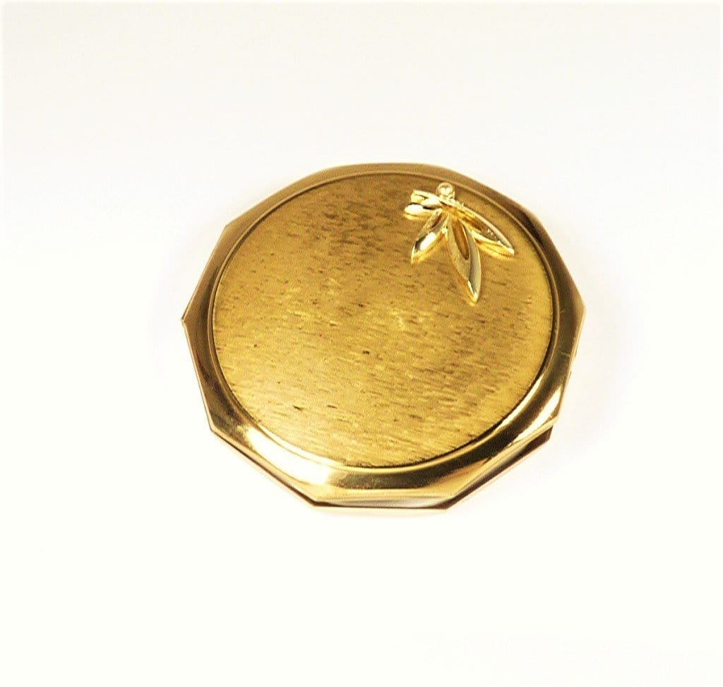 Stratton Pressed Foundation Compact Mirror