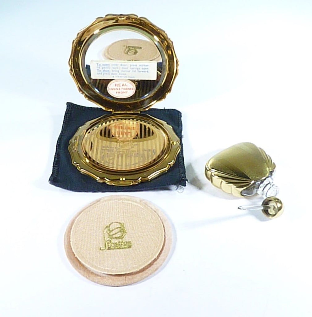 Stratton Princess Powder Compact Unused