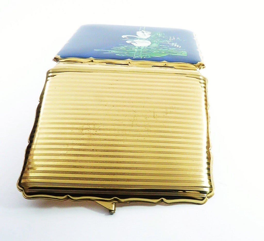 Stratton Swan Cigarette Case