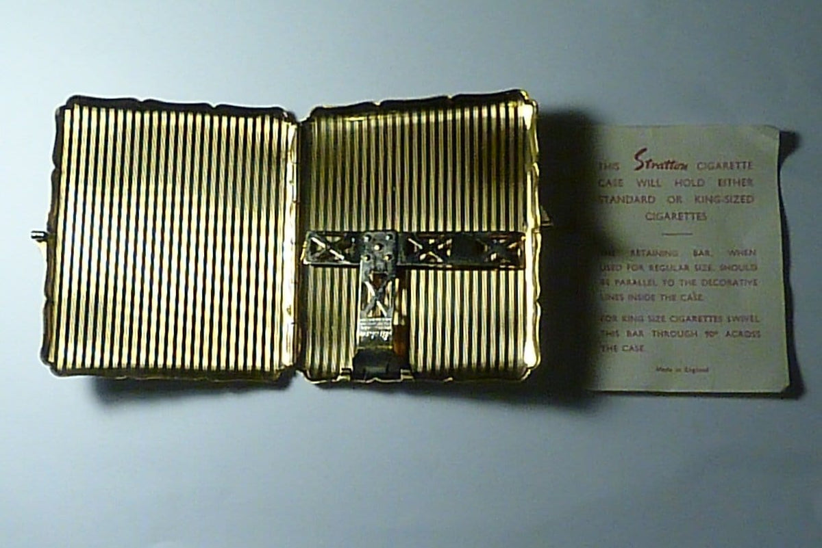 stratton cigarette cases