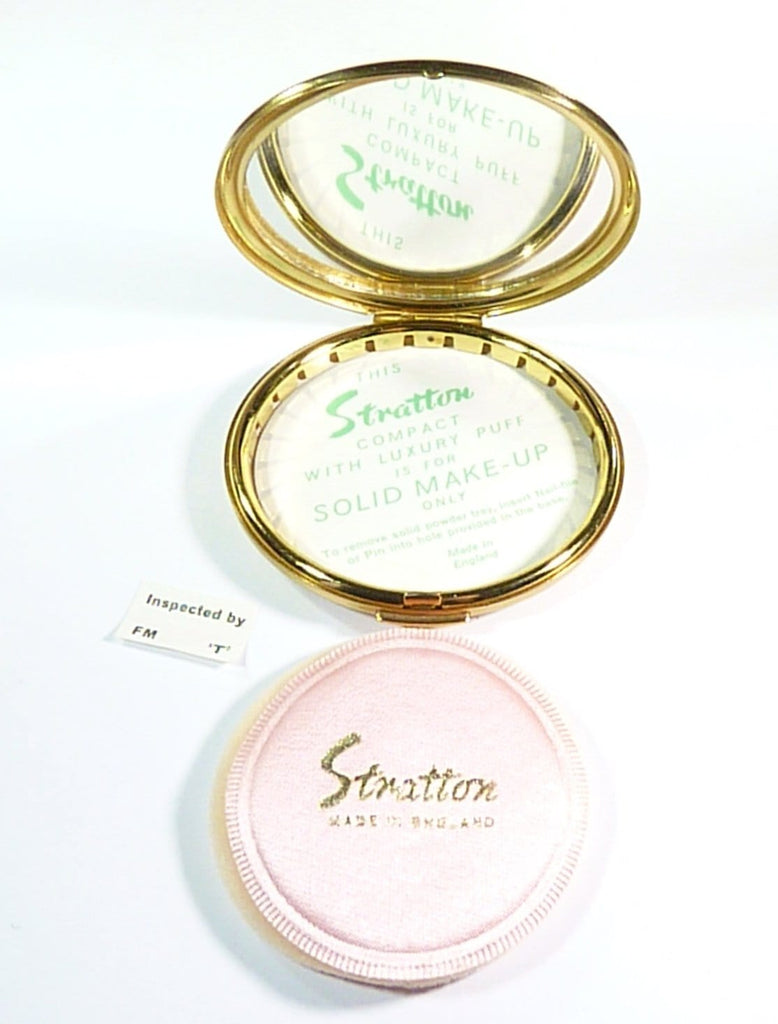 UK stockist of Stratton compact mirrors